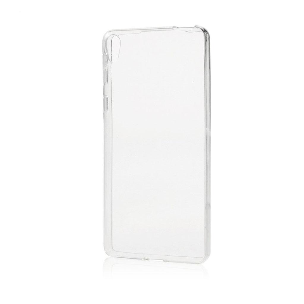 Image of   Bjørnholt fleksibelt gelécover til Sony Xperia E5 - Transparent