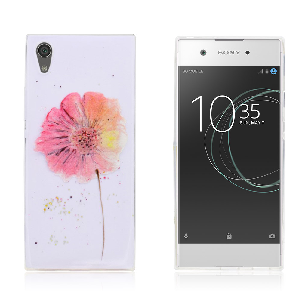 Sony Xperia XA1 ultra tyndt cover - Galsang blomst