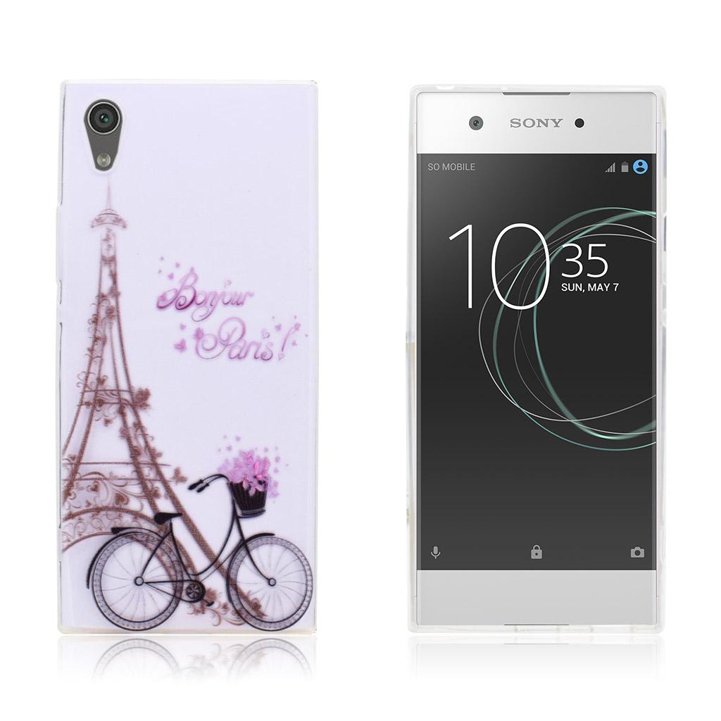 Sony Xperia XA1 ultra tyndt cover - Tårne og cykler