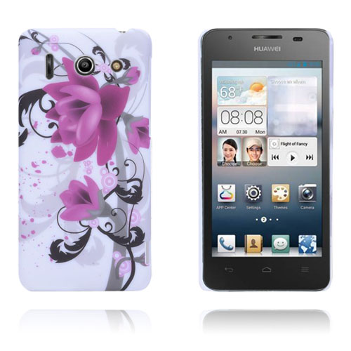 Valentine (Lilla Blomster) Huawei Ascend G510 Cover
