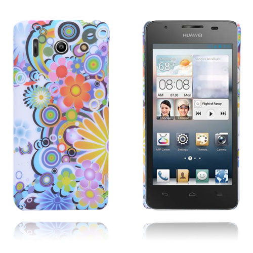 Image of   Valentine (Flower Power) Huawei Ascend G510 Cover