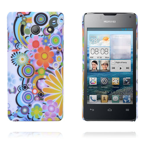 Image of   Valentine (Flower Power) Huawei Ascend Y300 Cover