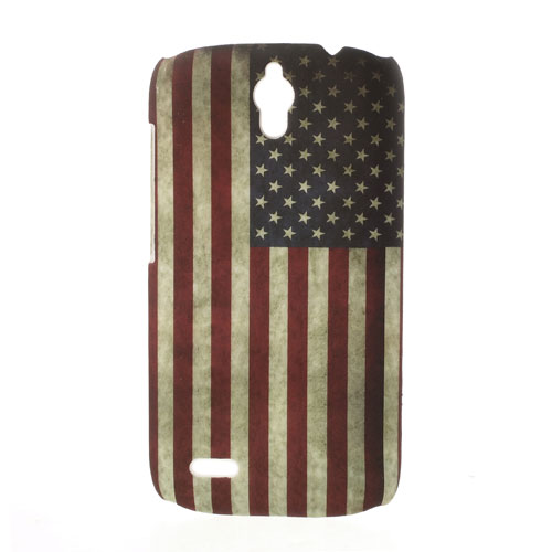 Moberg (USA Flag) Huawei Ascend G610 Hård Plast Cover