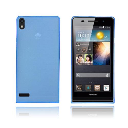 SlimCase (Blå) Huawei Ascend P6 cover