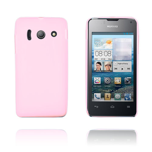 GelCase (Pink) Huawei Ascend Y300 Cover