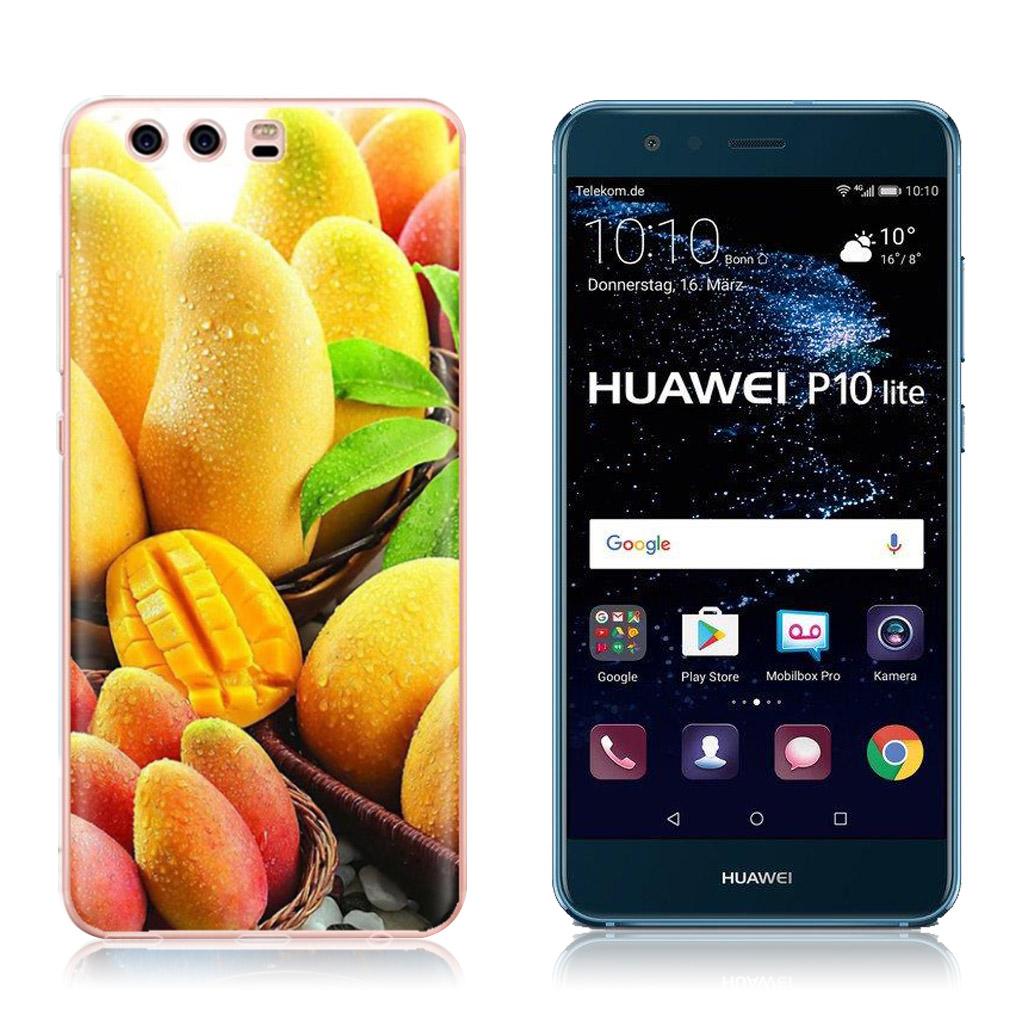 Huawei P10 Lite Ultra cool og robust cover - Mango