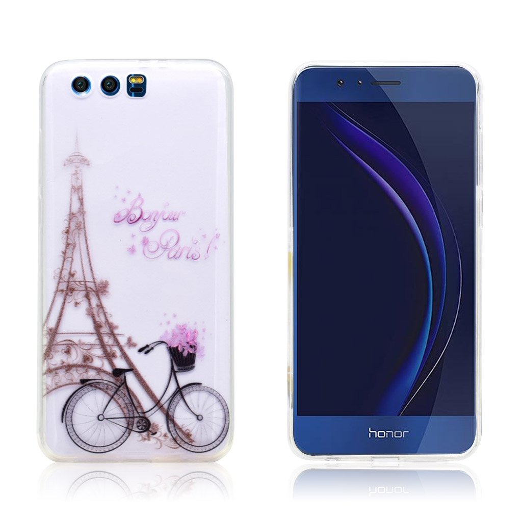 Huawei Honor 9 Ultra tynds cover - Tårn og cykler