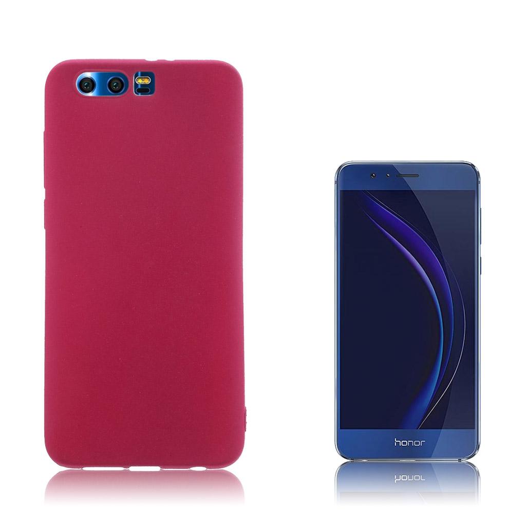 Huawei Honor 9 Brugervenligt og cool cover - Rosa