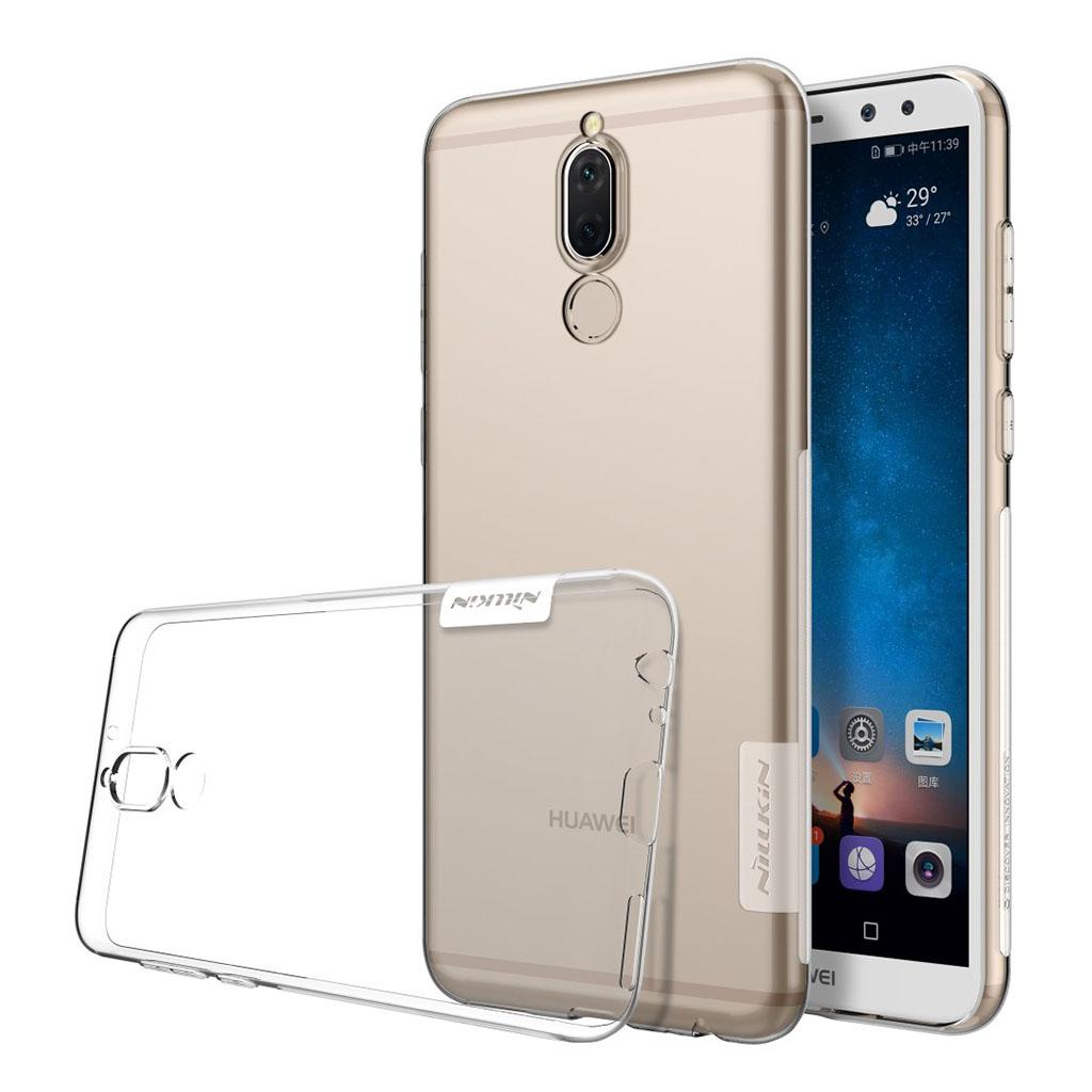 Image of   Nilkin Huawei Mate 10 Lite blødt cover - Hvid
