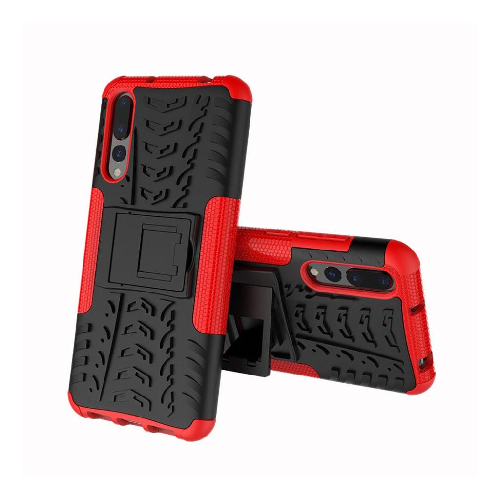 Huawei P20 Pro anti-slip TPU etui - Rød