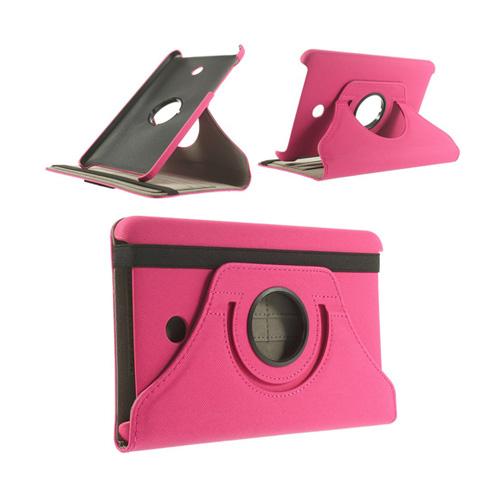 Image of   3-Sixty (Pink) ASUS MeMo Pad HD7 Læder Flip Etui