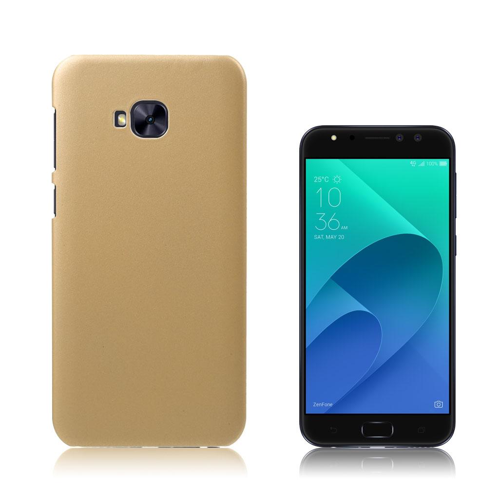 ASUS ZenFone 4 Selfie Pro (ZD552KL) Slankt og let plastik cover - Guld farvet