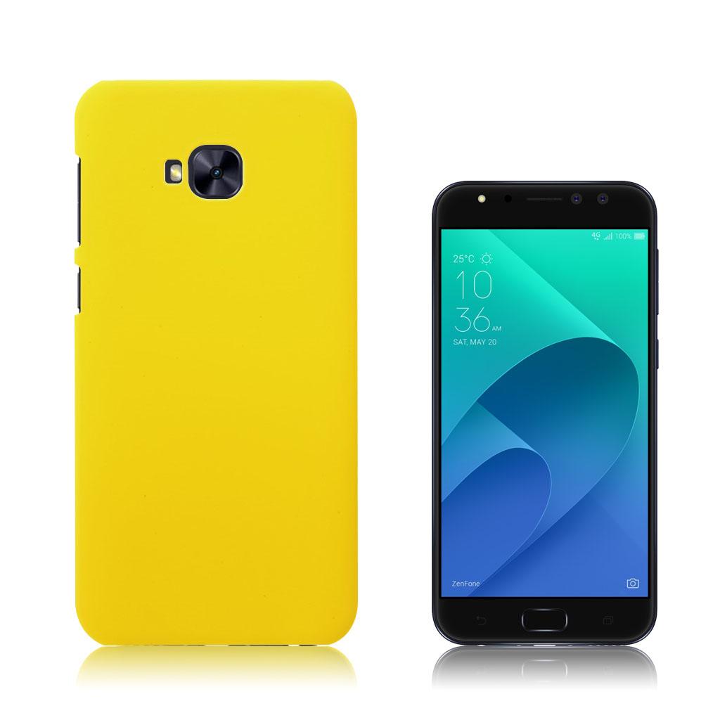 ASUS ZenFone 4 Selfie Pro (ZD552KL) Slankt og let plastik cover - Gul