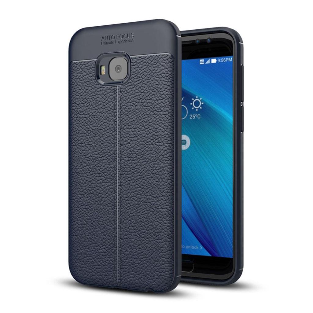 ASUS ZenFone 4 Selfie Pro (ZD552KL) Silikone cover - Mørkeblå