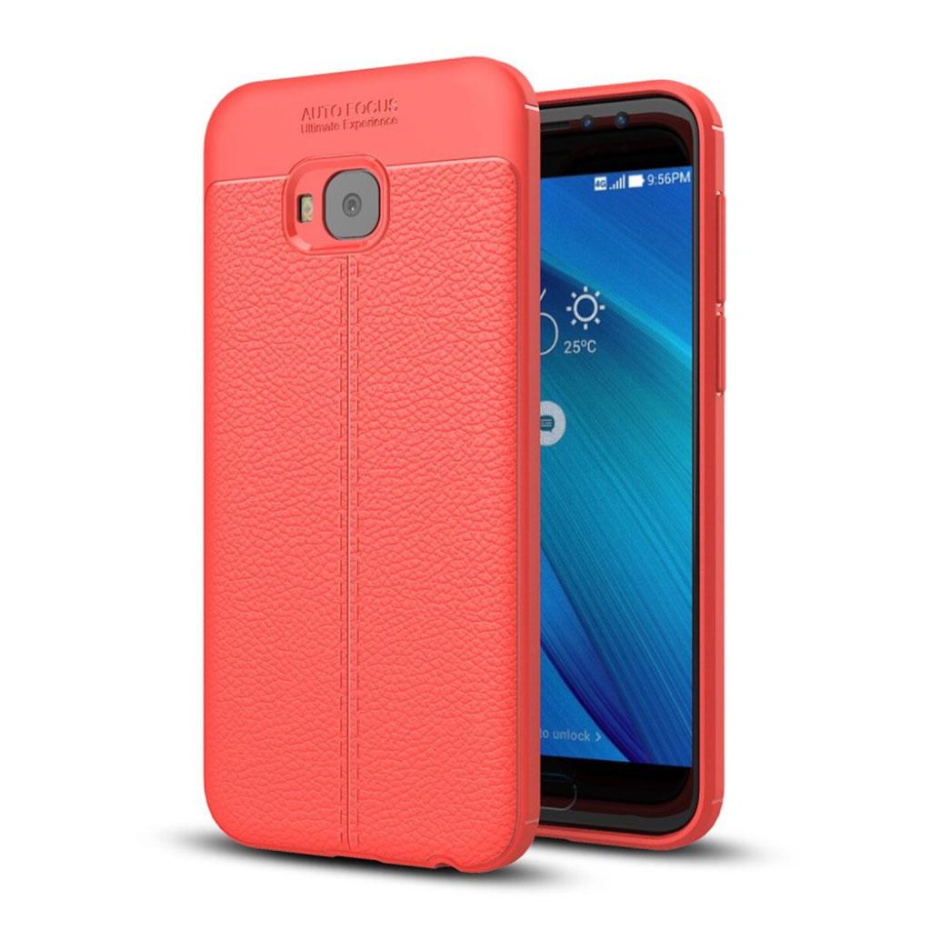 ASUS ZenFone 4 Selfie Pro (ZD552KL) Silikone cover - Rød