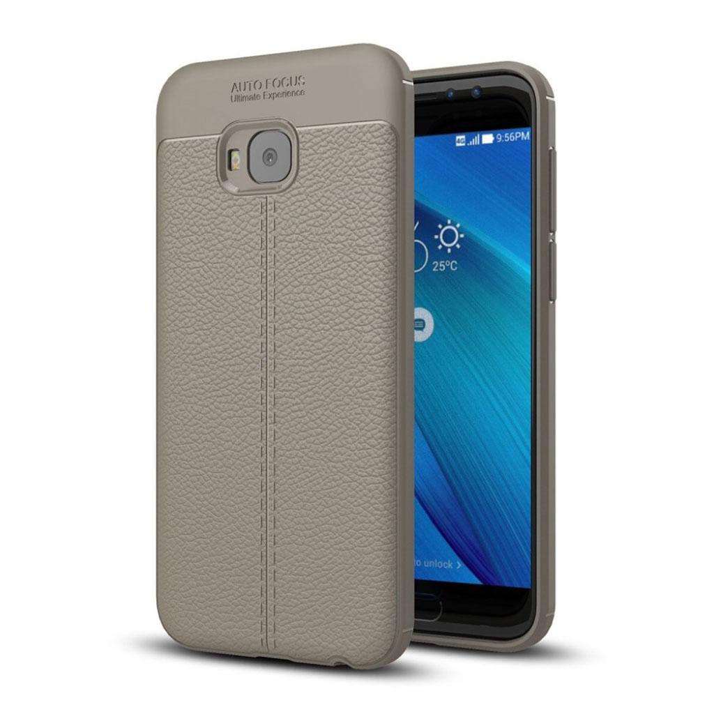 ASUS ZenFone 4 Selfie Pro (ZD552KL) Silikone cover - Grå