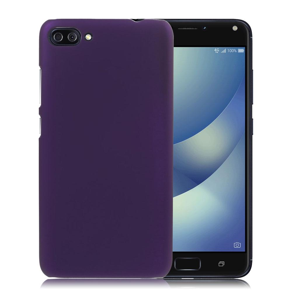 ASUS Zenfone 4 Max 5.5 (ZC554KL) beskyttende plastik cover - Lilla