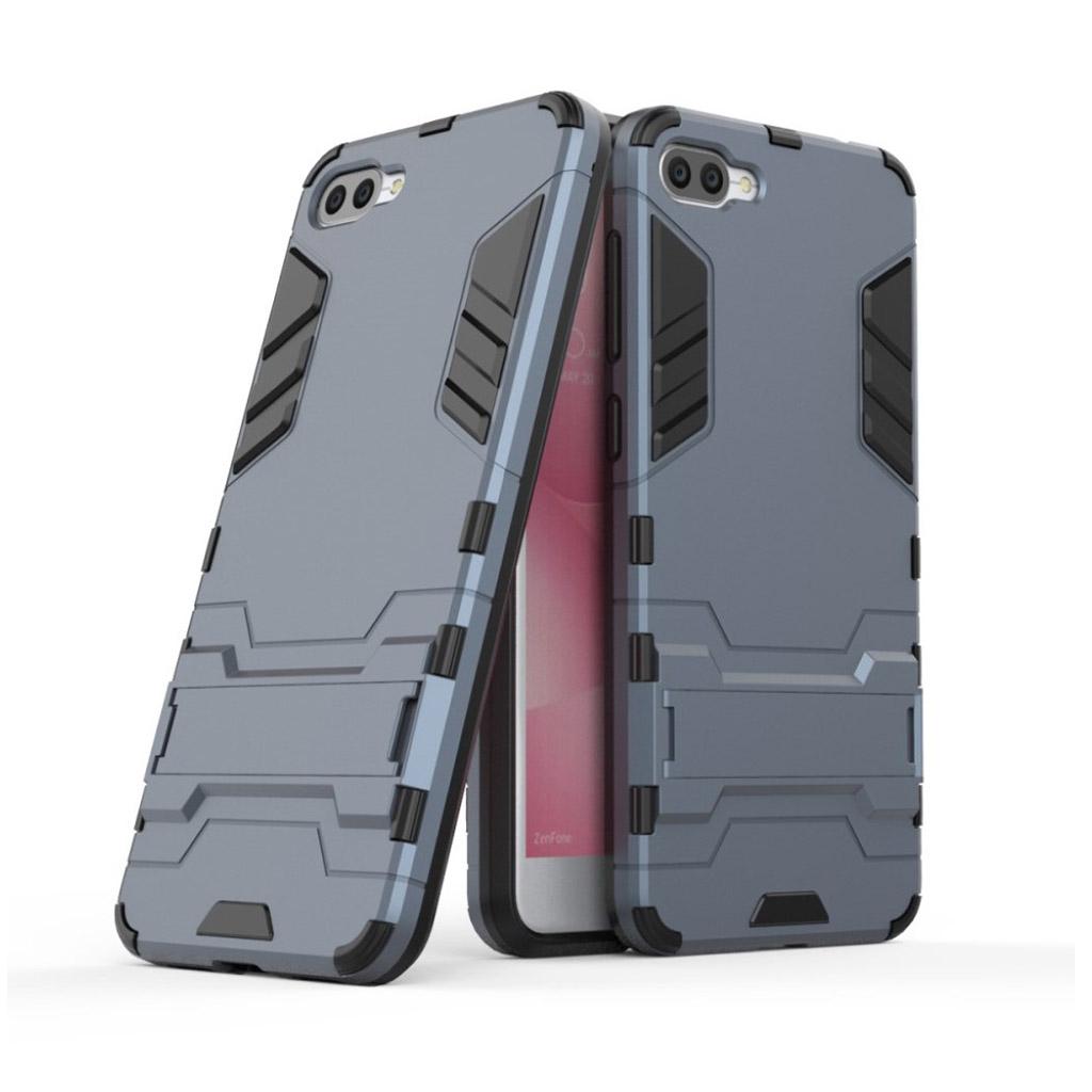 Asus Zenfone 4 Max 5.2 (ZC520KL) cool guard TPU case - Dark Blue