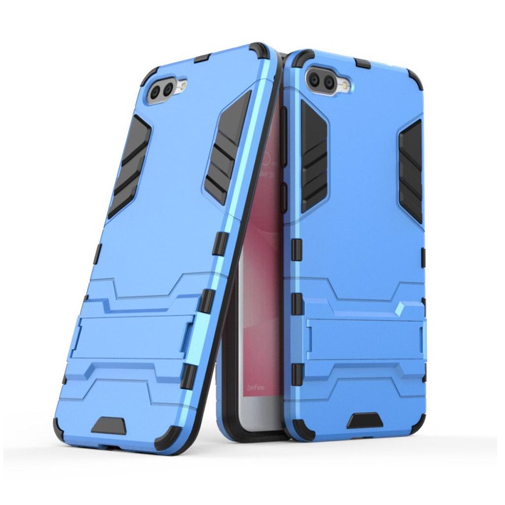 Asus Zenfone 4 Max 5.2 (ZC520KL) cool guard TPU case - Baby Blue