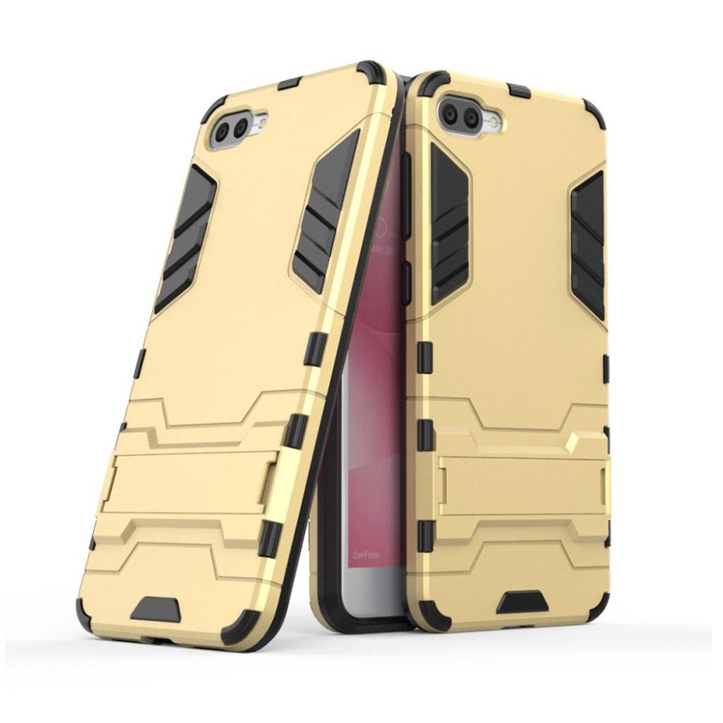 Asus Zenfone 4 Max 5.2 (ZC520KL) cool guard TPU case - Gold