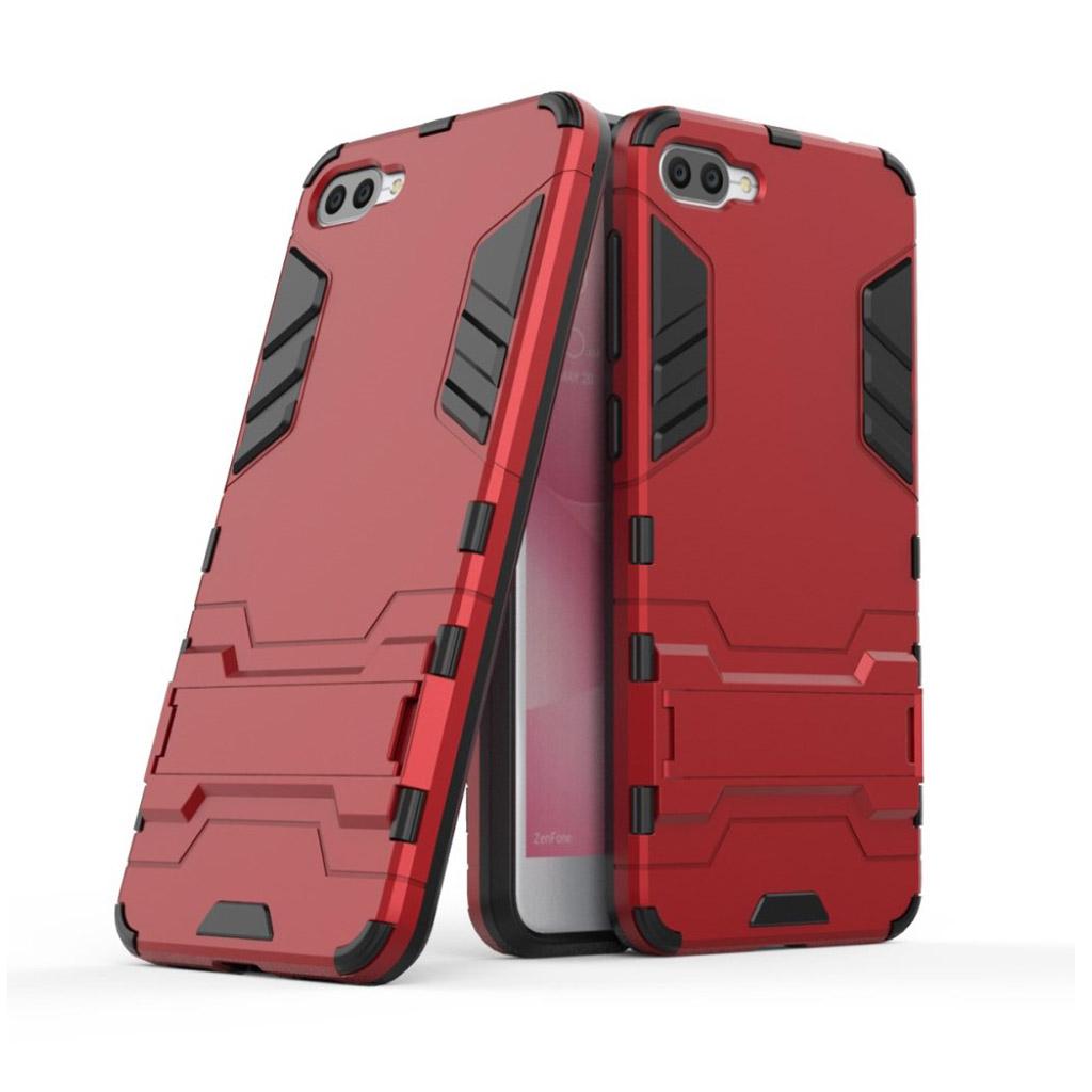Asus Zenfone 4 Max 5.2 (ZC520KL) cool guard TPU case - Red
