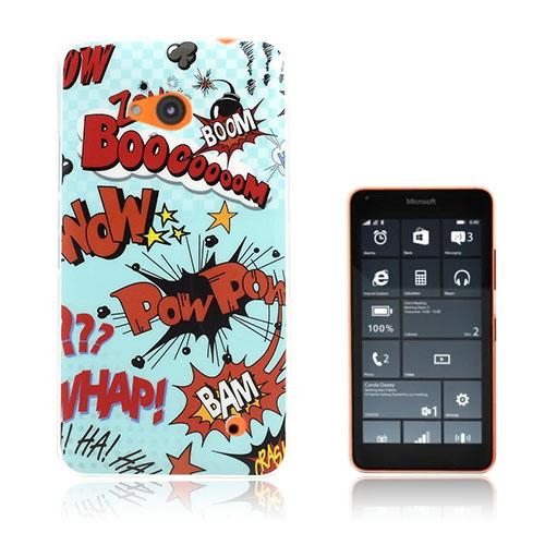 Westergaard Microsoft Lumia 640 Cover - Boom Pow Bam