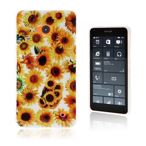 Westergaard Microsoft Lumia 640 Cover - Solsikke
