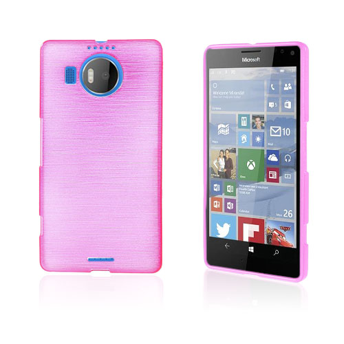 Bremer Microsoft Lumia 950 XL Cover - Hot Pink