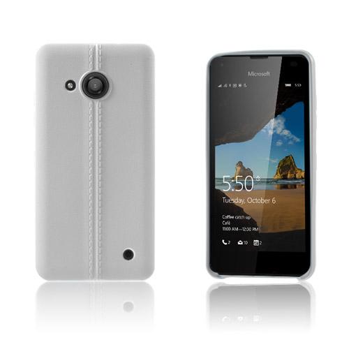 Boije Microsoft Lumia 550 Cover - Hvid