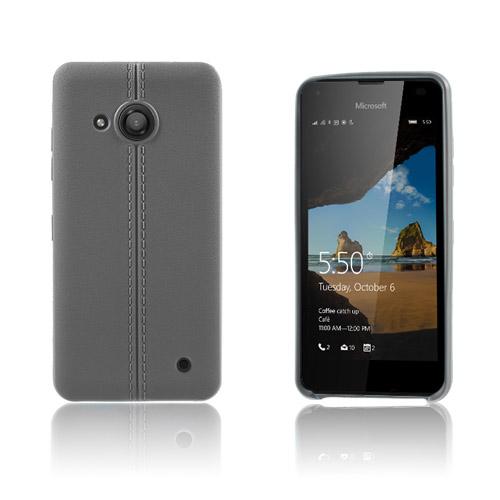 Boije Microsoft Lumia 550 Cover - Grå