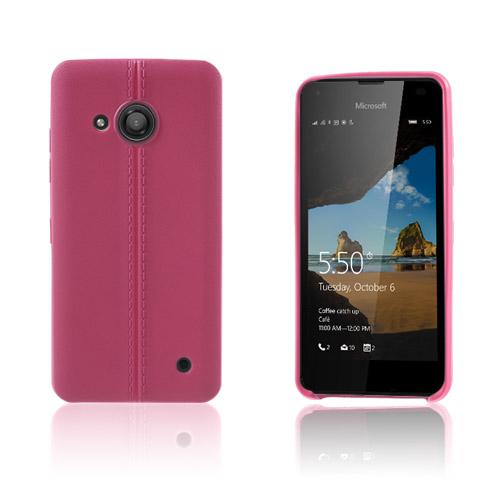 Boije Microsoft Lumia 550 Cover - Hot Pink