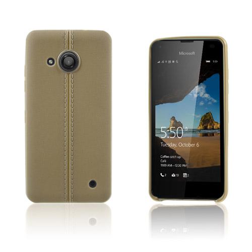 Boije Microsoft Lumia 550 Cover - Champagne