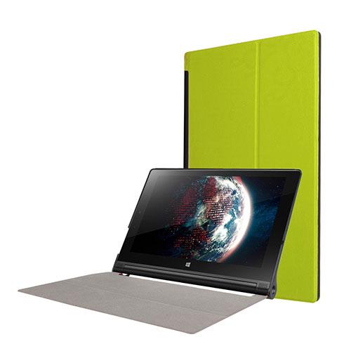 """Image of   Cover til 10"""" Lenovo Yoga Tablet 3 med indbygget holder - Grøn"""