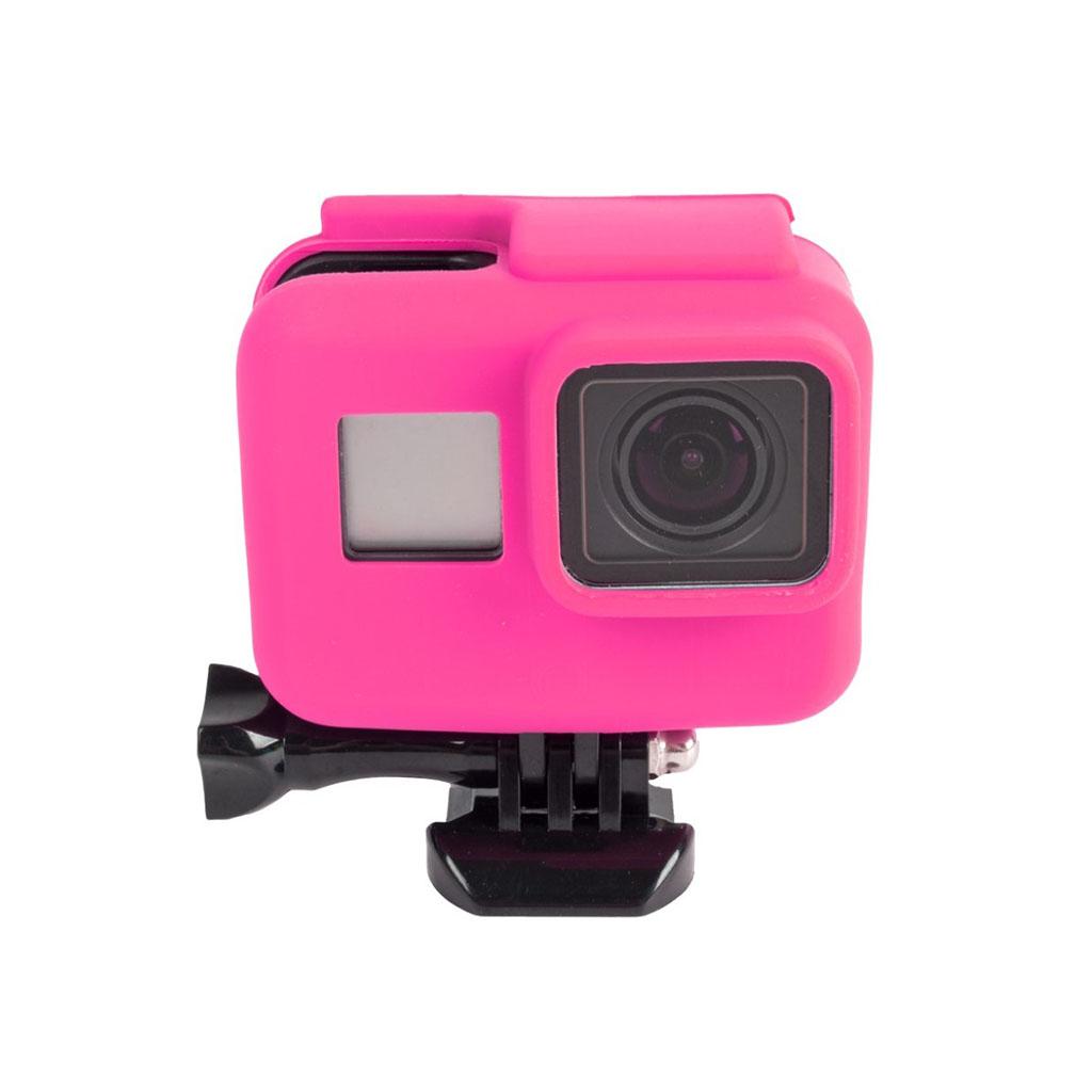 Siliconecover til GoPro Hero 5 Black - Hot Pink