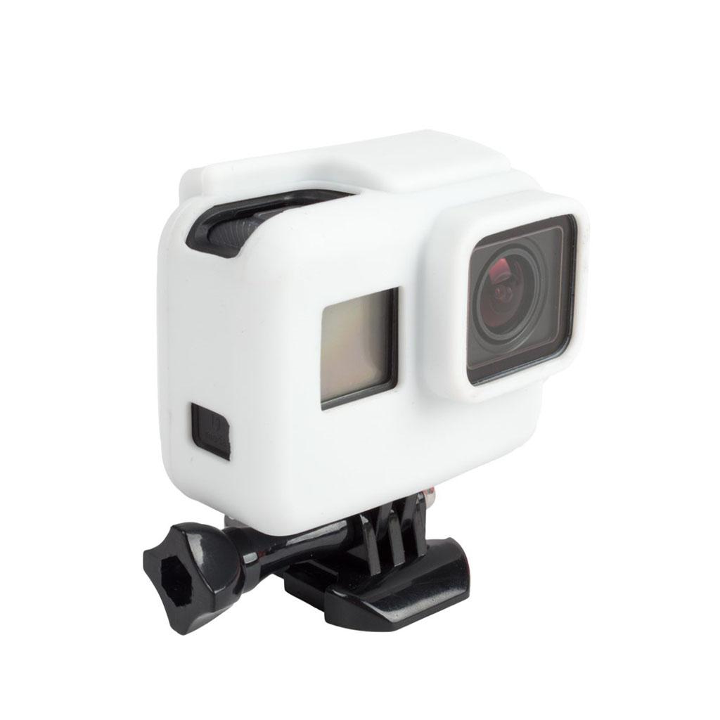 Siliconecover til GoPro Hero 5 Black - Hvid