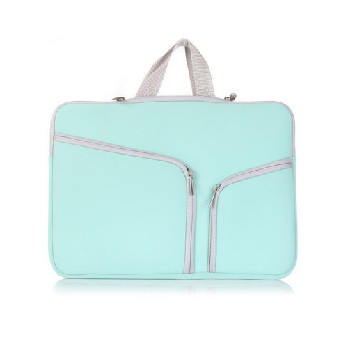 Bag Case For 11.6-12 Inch Laptops 270x210mm - Cyan