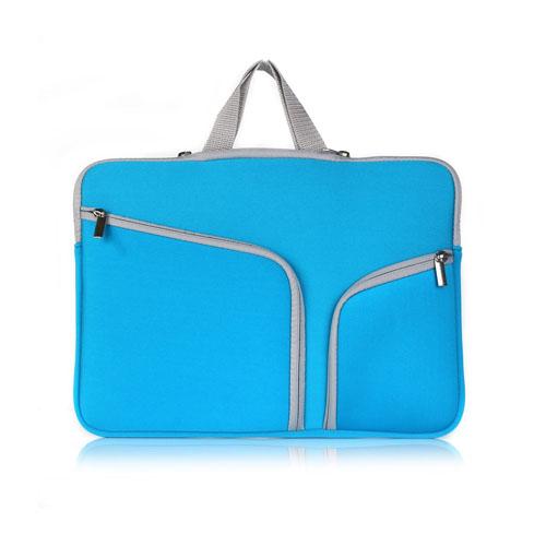 Image of   Håndtaske til 13.3 Tommer Bærbare Computere - Blå