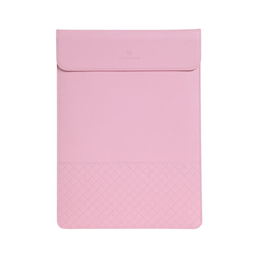 Image of   GEARMAX Envelope Style Slim Sleeve for Macbook 11.6 inch 340x240mm - Pink