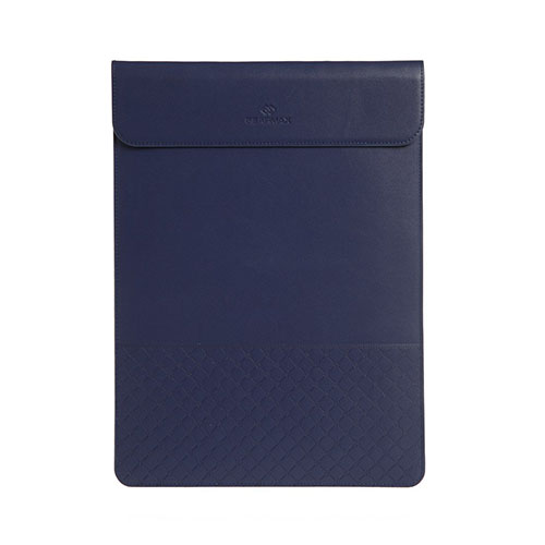Image of   GEARMAX Envelope Style Slim Sleeve for Macbook 11.6 inch 340x240mm - Blue