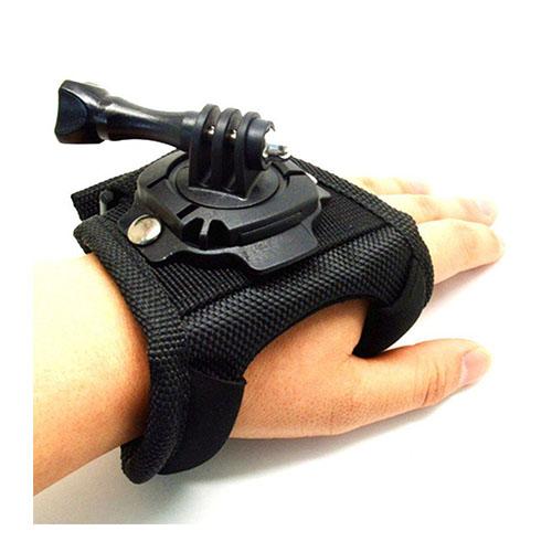 Handskebeslag med 360 graders rotation til GoPro