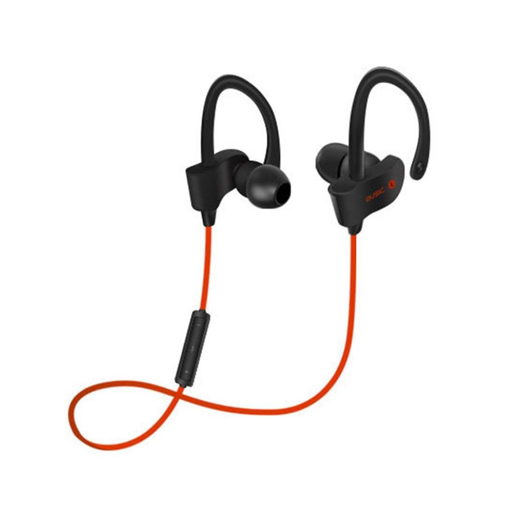 Image of   Trådløse høretelefoner med bluetooth - Orange