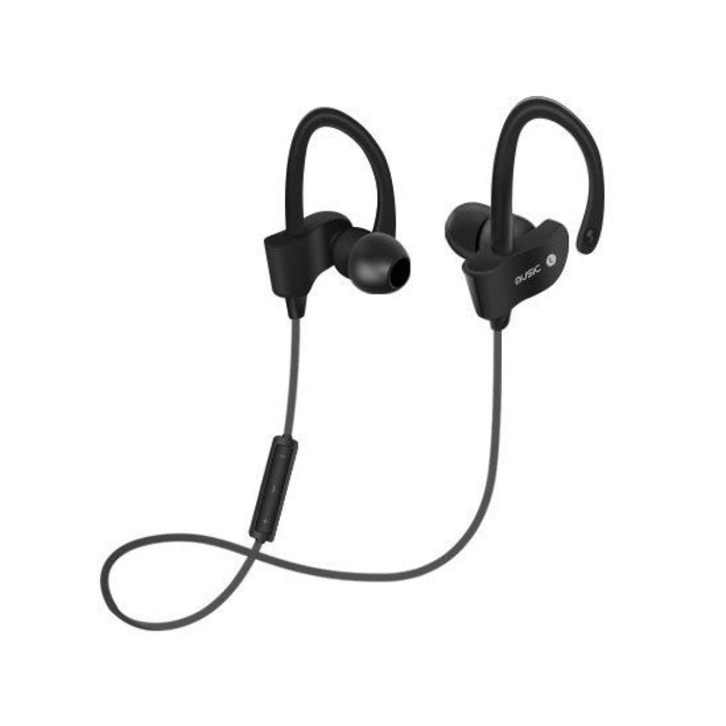 Image of   Trådløse høretelefoner med bluetooth - Sort