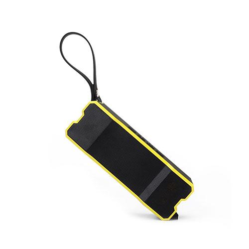 Image of   10W vandtæt trådløs højtaler med app kontrol - Gul