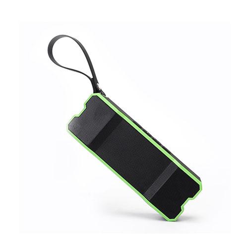 Image of   10W vandtæt trådløs højtaler med app kontrol - Grøn