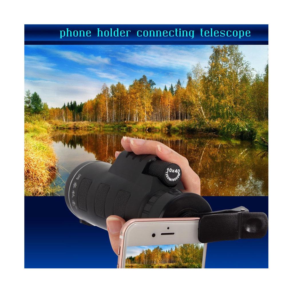 9f903199 DongChaQiuHao universel clip-on kameralinse til smartphones og tablets -  Sort
