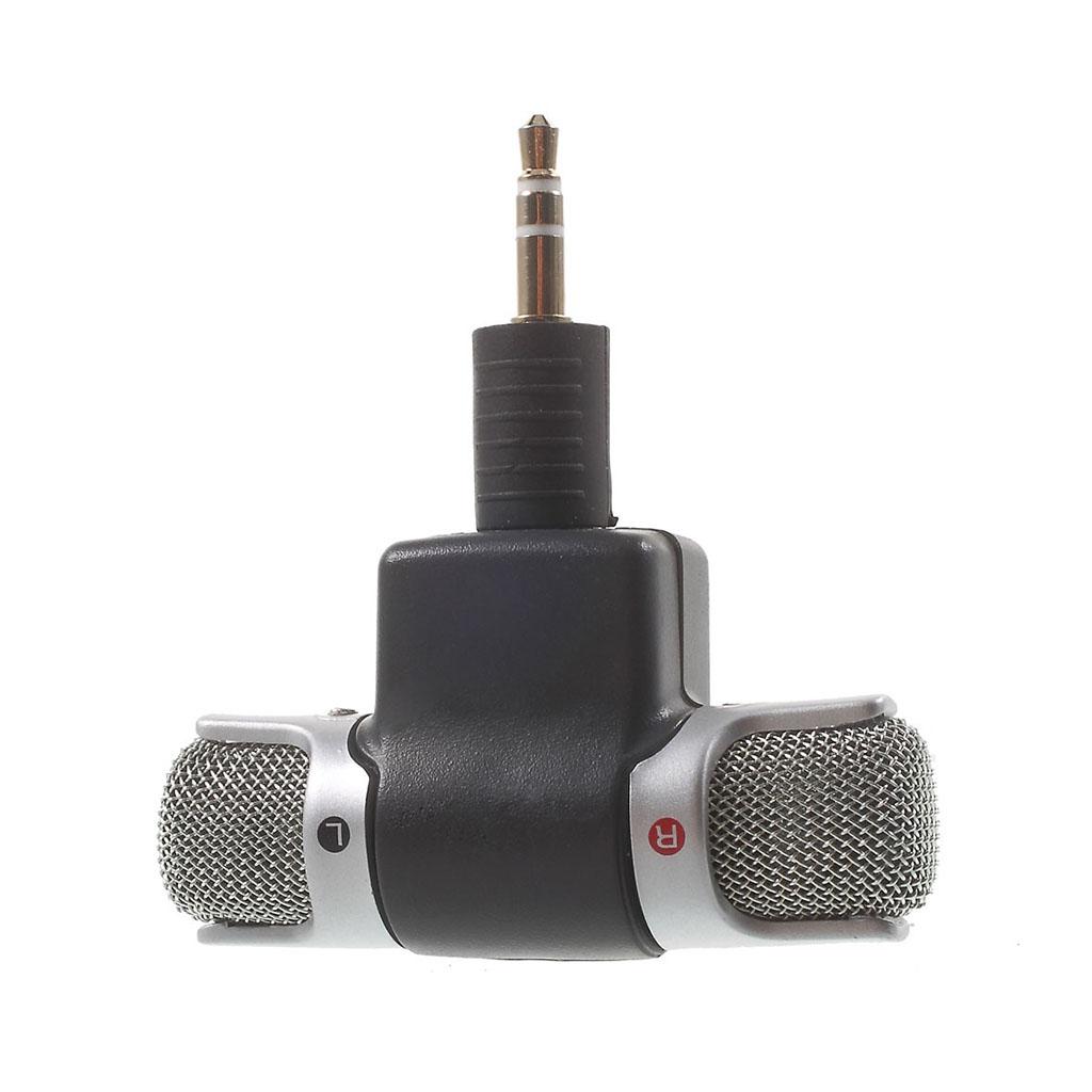Image of   3.5mm ekstern mikrofon med kabel til GoPro Hero 3, 3+, 4.