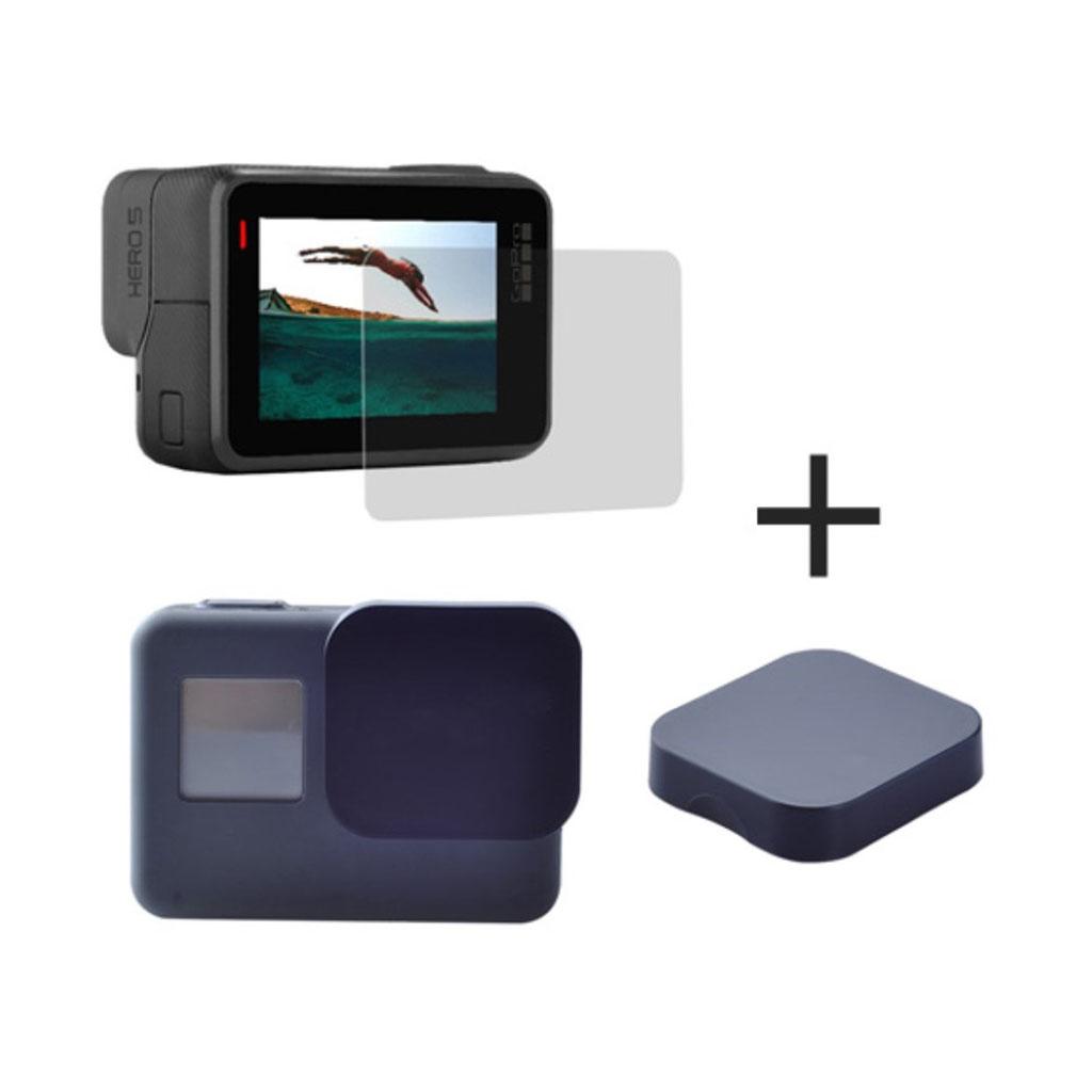 GoPro Hero 5 skærmbeskytter og linsebeskytter