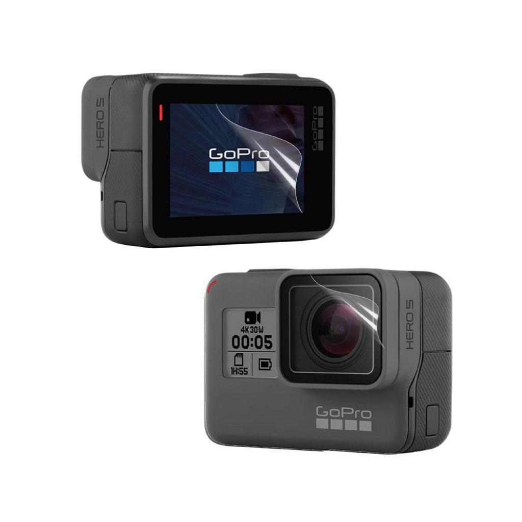 GoPro Hero 5 skærmbeskytter og skærmbeskyttelsesfilm