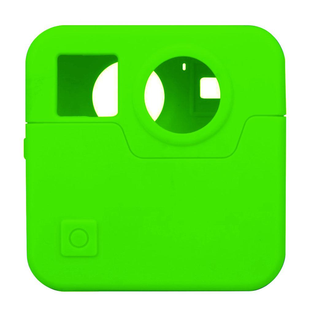 GoPro Fusion silikone etui - Grøn