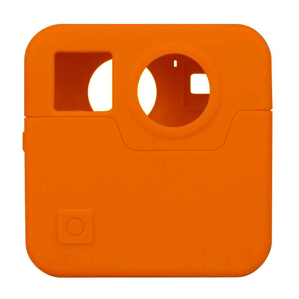 GoPro Fusion silikone etui - Orange